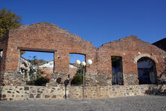 Del Sacramento de Colonia das ruínas Imagem de Stock