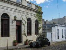 Del Sacramento Uruguai di Colonia Fotografia Stock