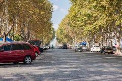 Del Sacramento Uruguai di Colonia Fotografie Stock Libere da Diritti
