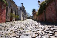 Del Sacramento, Uruguay de Colonia Fotografía de archivo libre de regalías