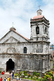 Del Santo Niño (Cebu, Filippine) di Minore della basilica Fotografia Stock