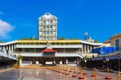 Del Santo Nino de basilique dans la ville de Cebu, Philippines photographie stock libre de droits