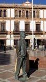 Del Socorro Square-Ronda- Ανδαλουσία-ΙΣΠΑΝΙΑ Στοκ φωτογραφίες με δικαίωμα ελεύθερης χρήσης