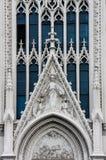 Del Suffragio de Chiesa del Sacro Cuore em Roma Fotografia de Stock