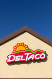Del Taco Restauracja Fotografia Stock