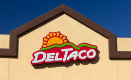 Del Taco Restauracja Obraz Royalty Free