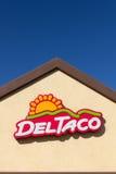 Del Taco Restaurant Fotografia Stock