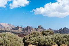Del Teide Royalty Free Stock Photo