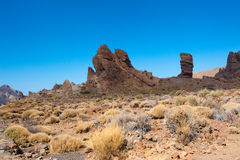 Del Teide Royalty Free Stock Image
