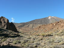 Del Teide Imagem de Stock Royalty Free