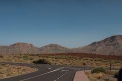 Del Teide fotografie stock libere da diritti