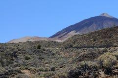 del teide Pico Obrazy Stock