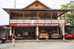 Del Toro, Panama di Bocas Fotografia Stock Libera da Diritti