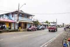 Del Toro, Panama di Bocas Fotografie Stock Libere da Diritti