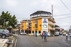 Del Toro, Panama di Bocas Immagine Stock