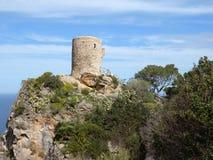 del torre νεωκόρος Στοκ Φωτογραφίες