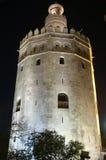 del torre Oro Fotografia Stock
