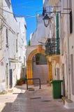 Del Vecchio palace. Castellaneta. Puglia. Italy. Stock Image