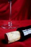 Del vino vita ancora Immagini Stock