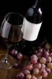 Del vino vita ancora Fotografie Stock