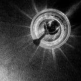 Dela ljuset arkivfoton
