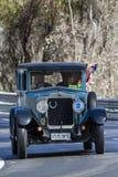 Delage 1928 D I C-salong Arkivbild