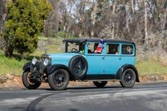 Delage 1928 D I C-salong Arkivfoton