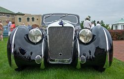1937 Delage Stock Images