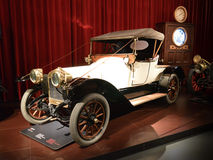 Delage mod. AB-8 at Museo Nazionale dell'Automobile Stock Image