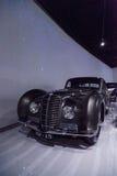 Delahaye typ 1937 145 Arkivbild
