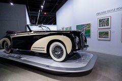 1953 Delahaye Type 178 by Chapron Stock Images