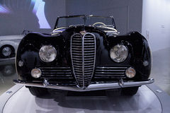 1953 Delahaye Type 178 by Chapron Royalty Free Stock Images