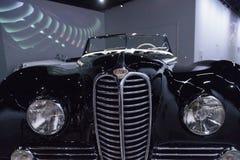 1953 Delahaye-Type 178 door Chapron Royalty-vrije Stock Afbeelding
