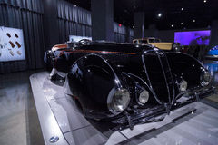 1938 Delahaye-Type 135M Competition Roadster Royalty-vrije Stock Afbeeldingen