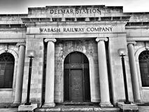 Delamar station Arkivbilder