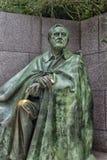 delano Franklin pamiątkowy Roosevelt Washington Zdjęcie Stock