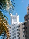 The Delano Hotel Stock Photo