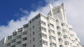 Delano Miami Beach Art Deco Stock Images