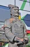 Delante del restaurante chino Imagen de archivo libre de regalías