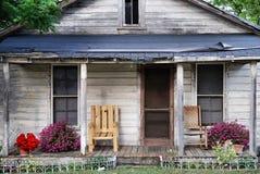 delapidated дом Стоковые Изображения RF