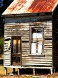 Delapidated Haus Lizenzfreies Stockbild