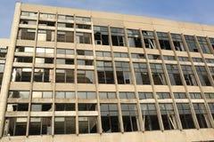 Delapidating abandnoned Gebäude Lizenzfreies Stockbild
