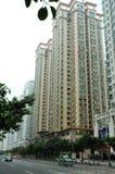 delar guangzhou för canton Arkivbild
