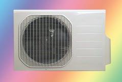 delat system för luftkonditioneringsapparatillustration Royaltyfri Foto