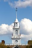 Delaware Capital Cupola. Cupola sitting atop the Delaware capital building in Dover, DE Royalty Free Stock Image