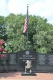 Delaware egzekwowania prawa pomnik Obraz Stock