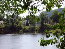 Delaware-Fluss Stockbilder