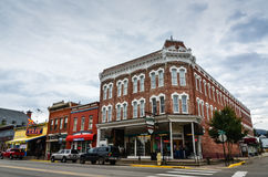 Delaware Hotel - Leadville, Colorado Stock Photo