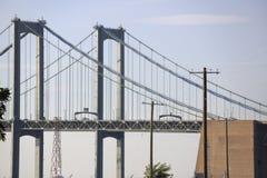 Delaware Memorial Bridge Stock Images