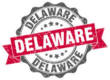 Delaware seal Royalty Free Stock Image
